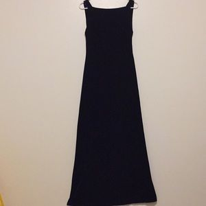 Laundry by Shelli Segal Bateau Gown